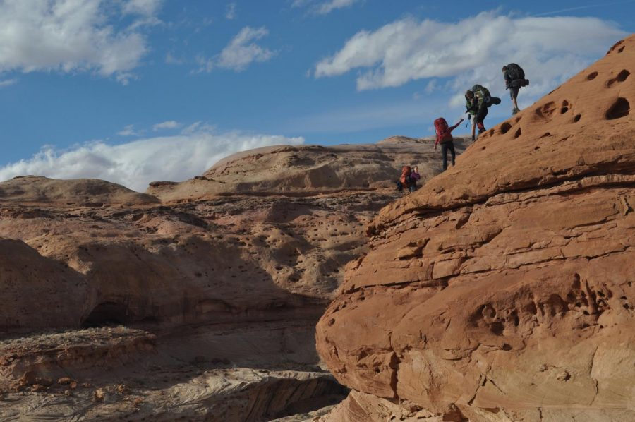 The+Canyonlands+in+Utah.+Photo+contributed+by+Reza+Darvish.
