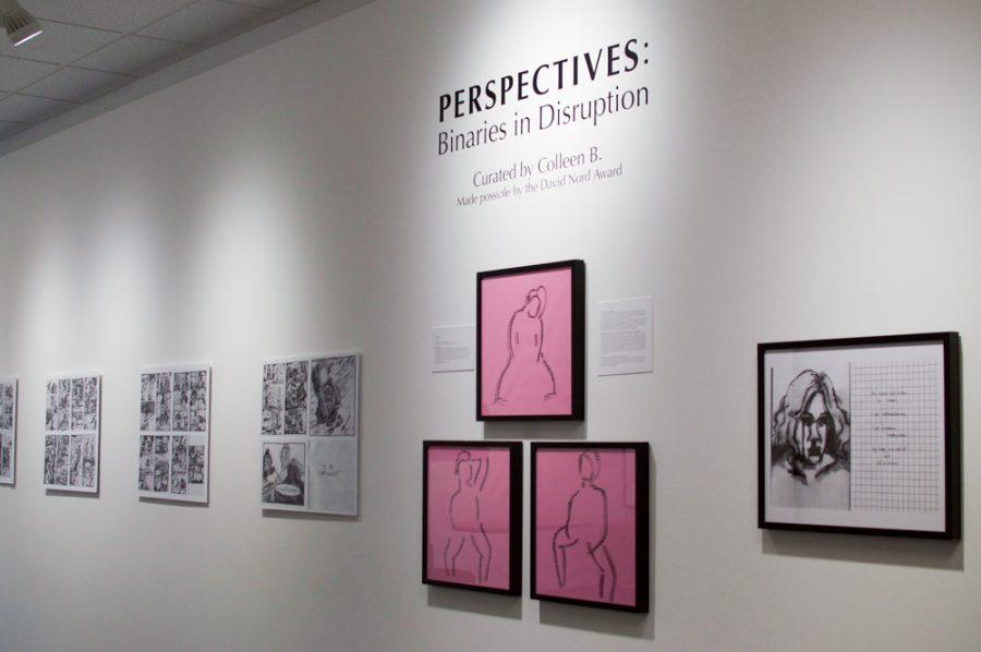 Artwork featured in Collen Boken's '19 exhibition