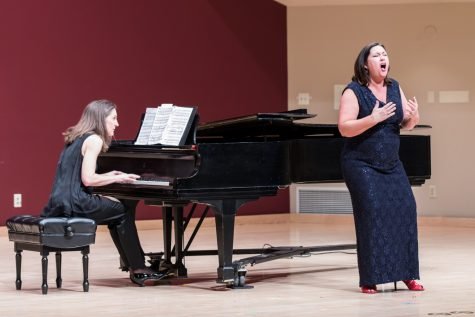 Music professor inspired by female Walla Walla composers