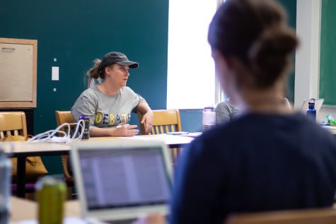 Whitman debate team moves toward gender equality, women debaters face challenges