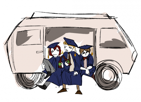 New Study Reveals that Over One-Half Of Whitman Graduates Live Out of Van Post College