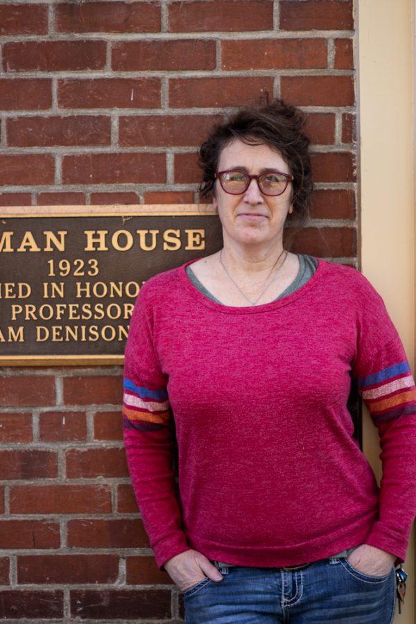 Whitman Staff Member Julie Aichele.