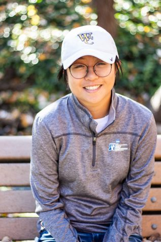 Athlete Spotlight: Shiyang Fan