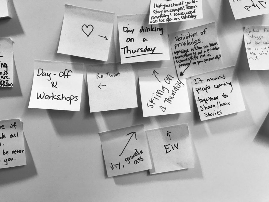 For the 2018 Power and Privilege Symposium, students were asked to write what the symposium meant to them. Here are some of their answers.