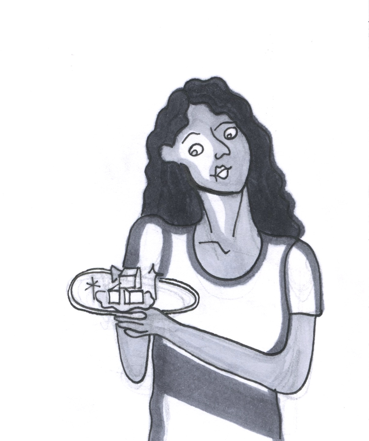 Illustration by Nathaly Perez