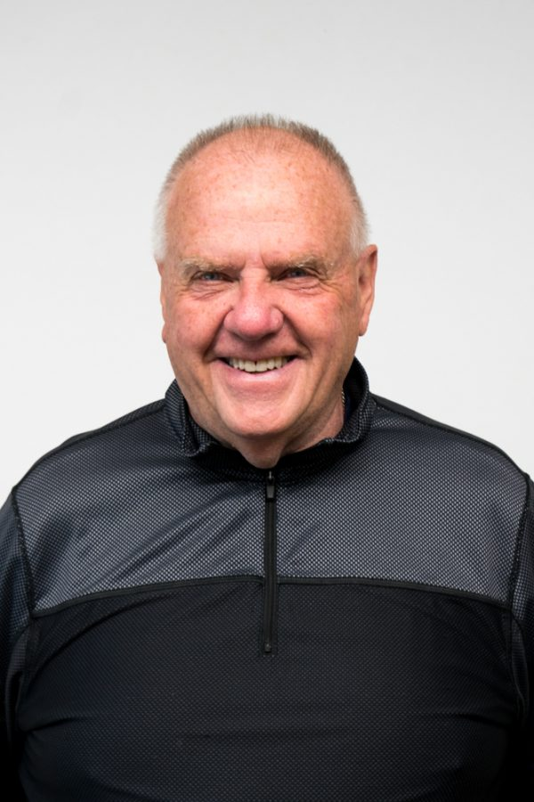 New Whitman College women's soccer coach, Mike Washington.