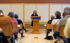 New York Times Bestseller Sarah Kendzior Speaks at Annual Hosokawa Lecture