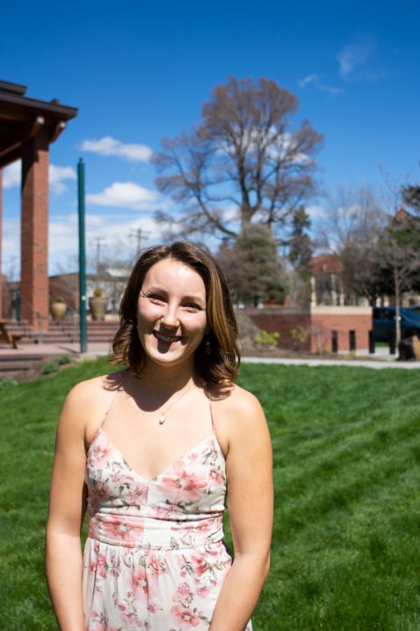 Kaeley Pilichowski is a Whitman senior who is passionate about living in a zero waste lifestyle.