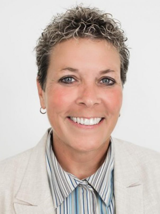Kim Chandler took over as athletic director in July. Photo contributed by Whitman Athletics.