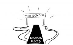 Liberal arts offers nontraditional paths to medical school