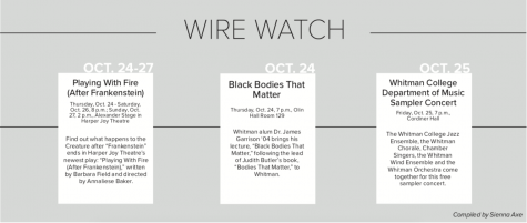 Wire Watch: Oct. 24-31