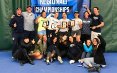 Clean sweep for the Whitman Blues at ITA Fall Regional Championships