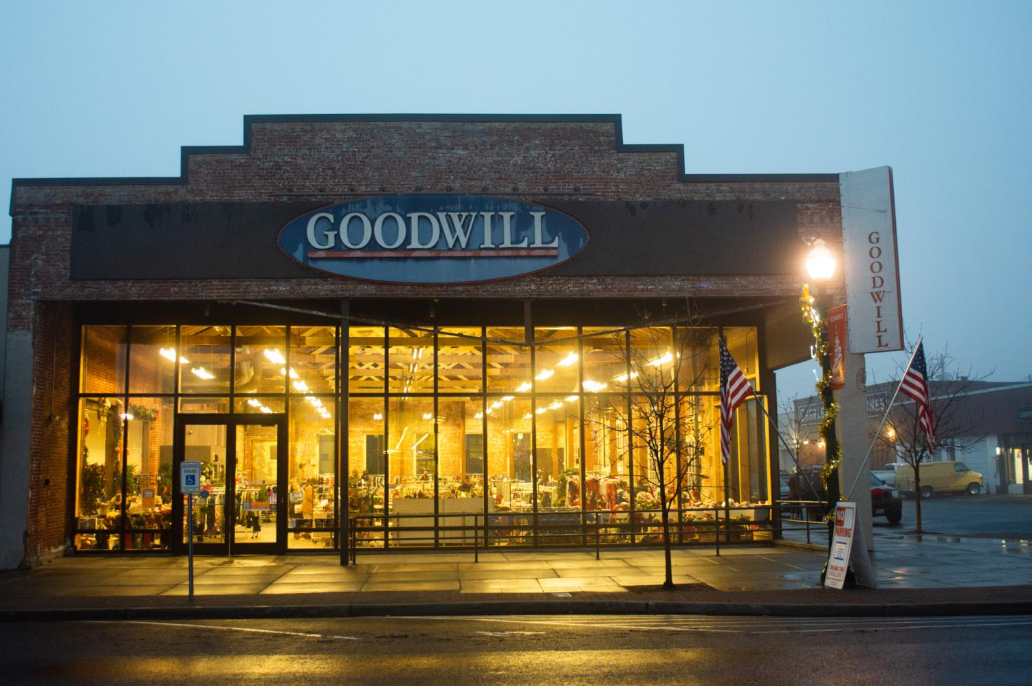 The Goodwill in downtown Walla Walla will remain open in the location pictured above until the new store in College Place is ready. As of now, the opening is planned for the spring of 2021. The new store will feature an employee connection center, a new loading dock and easier access for donations.