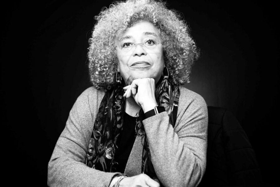 Angela Davis opened Power & Privilege 2020 with a keynote speech on injustices in America. Photo contributed by Gotham Artists