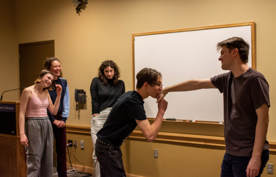 Show review: Varsity Nordic returns with their goofy spontaneity on Zoom
