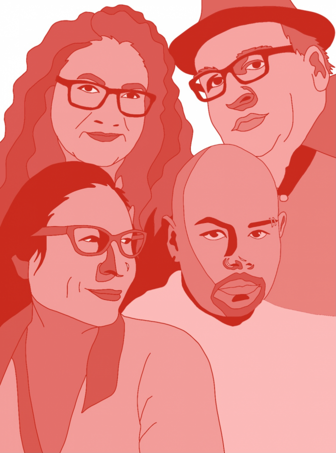 """Latinx playwrights celebrate art and language in """"On Borders and Hybridity: Contemporary Latinx Theater"""""""