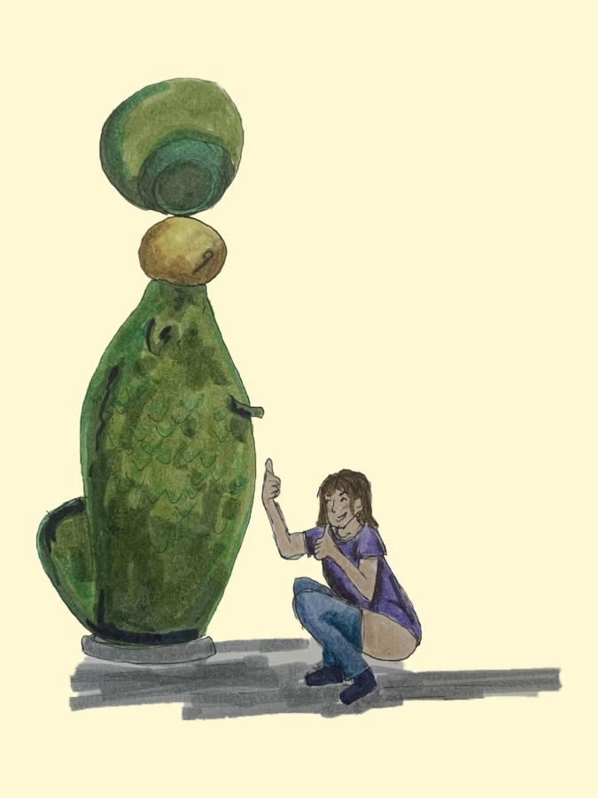 Illustration by Kiara Paninos.