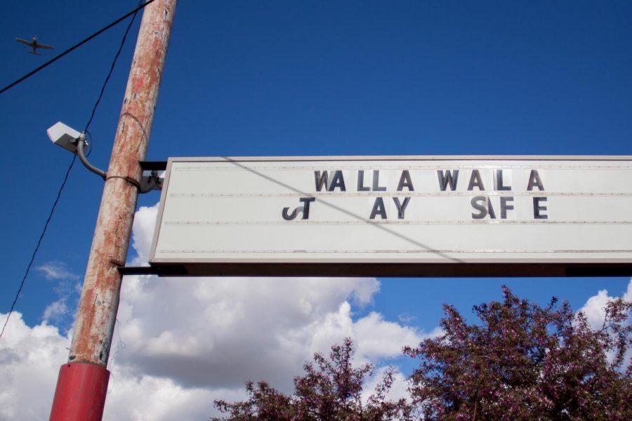 See you on the road, Walla Walla