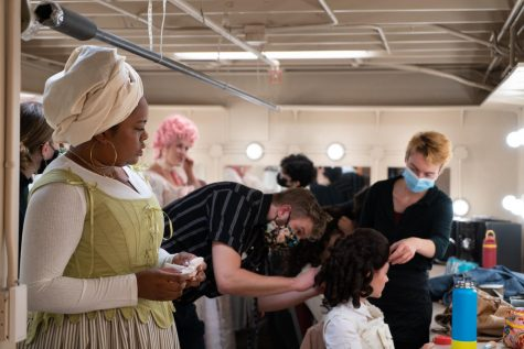 The Revolutionists, a comedic, feminist reclamation of history, to hit Harper Joy Theater